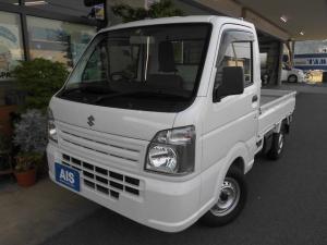 スズキ キャリイトラック KCエアコン・パワステ【4WD・5速】