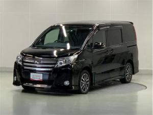 トヨタ ノア Si HDDナビ フルセグ バックモニター イモビライザー