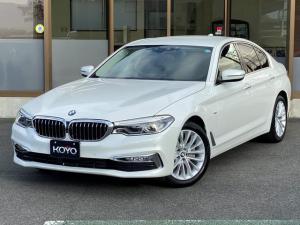 BMW 5シリーズ 523d ラグジュアリー 黒革 ACC 全席シートヒーター