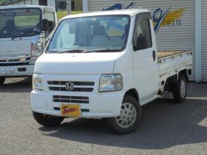 ホンダ アクティトラック  タイミングベルト ウォポン F/RブレーキOH パット カップKIT クランク/カムシール交換済 現状販売車