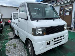 三菱 ミニキャブトラック VX-SE 4WD エアコン パワステ 5速MT