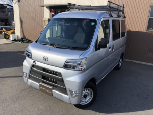 トヨタ ピクシスバン デラックス SAIII フォグランプ Bluetooth接続 オートハイビーム ワンオーナー バックカメラ ルーフキャリー LEDルームランプ
