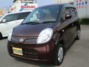 日産 モコ E スマートキー/オートエアコン/フル装備/ABS/ベンチシート