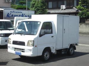スバル サンバートラック 保冷車 AC PS