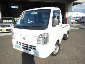 日産 NT100クリッパートラック DX農繁仕様 4WD Hi⇔Lo付 デフロック