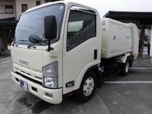 いすゞ エルフトラック 塵芥車6.1立米巻込み式 最大積載量2950Kg