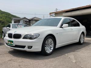 BMW 7シリーズ 740i コンフォートPKG 純正ナビTV ETC ドライブレコーダー キセノン サンルーフ パワーシート パワードア リアサンシェイド