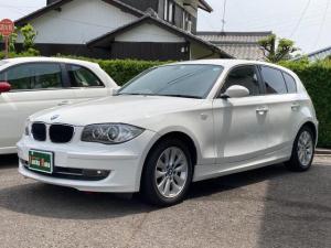 BMW 1シリーズ 116i ポータブルナビ ワンセグTV ETC スマートキー キセノン