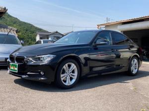 BMW 3シリーズ 320d スポーツ 純正ナビ DVD再生 Bluetooth接続 バックカメラ ETC キセノン 後席モニター パワーシート