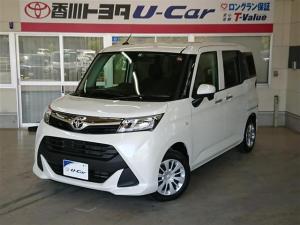 トヨタ タンク X S メモリーナビ ワンセグTV バックカメラ ETC