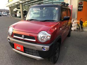スズキ ハスラー G /新品RSRアップサス/新品トーヨータイヤ/キャリアベース/レーダーブレーキサポート/スマートキー/シートヒーター