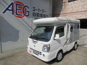 日産 NT100クリッパートラック GX インディ108 ポップアップルーフ キーレス 4WD