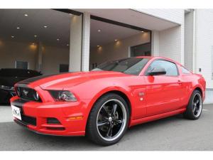 フォード マスタング V8 GT プレミアム V8 GTクーペプレミアム ブラックレザーシート シートヒーター パワーシートオートクルーズコントロール バックカメラ ETC車載器 BOSSアルミホイール(純正有)