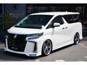 トヨタ/アルファード 2.5S Cパッケージ  ZEUS新車カスタムコンプリート