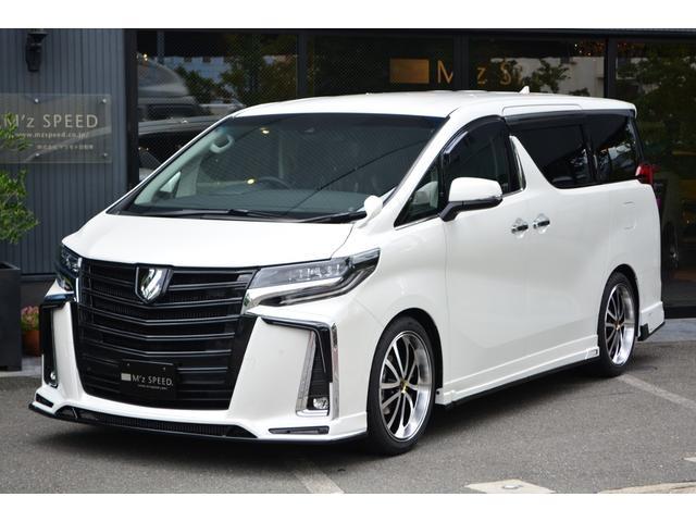 ZEUSエアロ ローダウン 20インチ ZEUS新車カスタムコンプリート ローダウン 支払総額440万円