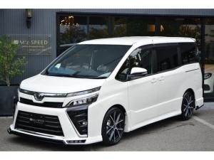 トヨタ ヴォクシー ZS 煌 ZEUS新車カスタムコンプリートカー