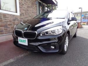 BMW 2シリーズ 218dグランツアラー 純正HDDナビ・バックカメラ・電動リアゲート・LEDライト・ETC・純正アルミホイール・