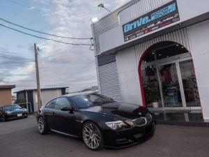 BMW M6 ベースグレード 5.0 インディヴィジュアルSMG3 ABS交換済み VOSSENホイール 車高調 ハーマンリップ クラッチ交換済み ステアリングコラム交換済み カーボンルーフ アルカンターラルーフライニング