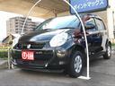 トヨタ/パッソ 1.0 X クツロギ スマートキー ベンチシート CD