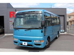 日産 シビリアンバス 4200ディーゼル 29人乗り 自動ドア バックカメラ5MT