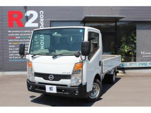 日産 アトラストラック 1.5T 3.0ディーゼルターボ スーパーロー ナビ地デTV
