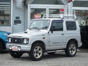 スズキ ジムニー ランドベンチャー 4WD ターボ ル-フラック フォグランプ