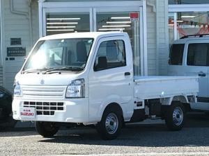 スズキ キャリイトラック KCエアコン・パワステ 届出済未使用車 5MT 3方開
