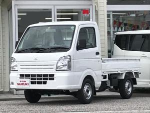 スズキ キャリイトラック KCエアコン・パワステ 届出済未使用車 3方開 5MT ABS 2WD ラジオ
