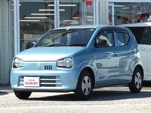 スズキ アルト L セーフティサポート装着車 シートヒーター アイドリングストップ CD キーレス