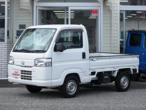 ホンダ アクティトラック SDX 4WD 5速MT エアコン パワステ 荷台作業灯 ラジオ