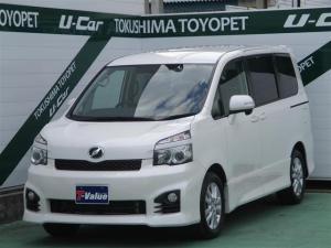 トヨタ ヴォクシー ZS メモリーナビ フルセグTV バックカメラ ETC