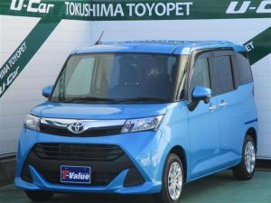 トヨタ タンク G メモリーナビ ワンセグTV バックカメラ ETC