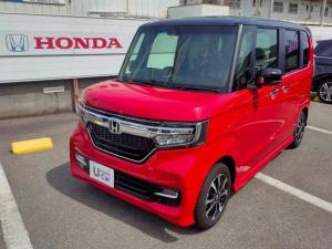ホンダ N-BOXカスタム  G L ホンダセンシング 両側電動スライドドア スマートキー エンジンプッシュスタート ETC