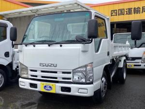 いすゞ エルフトラック  三転ダンプ 最大積載量2000キロ 6速MT ディーゼル ETC
