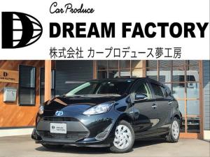 トヨタ アクア Sスタイルブラック SDナビ バックカメラ ETC