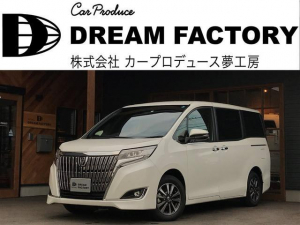 トヨタ エスクァイア Gi SDナビ バックカメラ ETC 革シート 新車保証付
