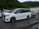 トヨタ/エスクァイア Gi WORK19インチAW 両側パワスラ 新品タナベ車高調
