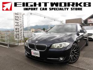BMW 5シリーズ 535i リップスポイラー RAYZ20AW デイライト