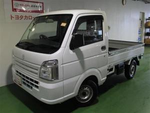 スズキ キャリイトラック KCエアコン・パワステ 5MT 4WD ワンオーナー