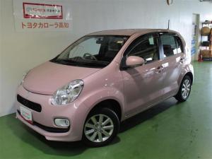 トヨタ パッソ プラスハナ Gパッケージ スマートキ- イモビライザー