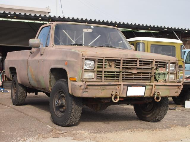 CUCV M1008 アメリカ軍車両 ディーゼル 1ナンバー アメリカ軍用車両です!