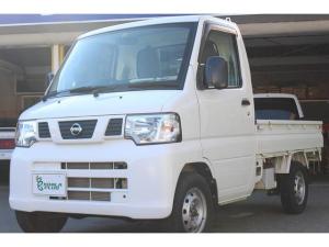 日産 NT100クリッパートラック MT車 スペアーキーあり