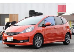 ホンダ フィット RS ナビ・Bluetooth・ETC・6MT・AAC・HIDライト・LEDフォグランプ