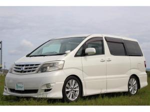 トヨタ アルファードV AS リミテッド カーナビ・バックカメラ・Bluetooth・ETC・両側電動スライドドア・フリップダウンモニター