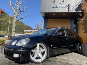 トヨタ アリスト S300ベルテックスエディション SR・JBL・車高調