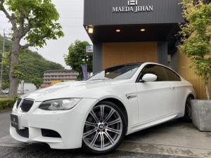 BMW M3 M3クーペ カーボンルーフ・黒本革・社外マフラー・19AW・シートヒーター