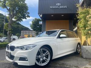BMW 3シリーズ 318iツーリング Mスポーツ 1オーナー・禁煙・DR記録簿・safety system・メーカーナビ・オートクルーズ・LEDヘッド