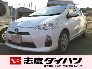 トヨタ アクア S HDDナビ フルセグTV ETC オートエアコン