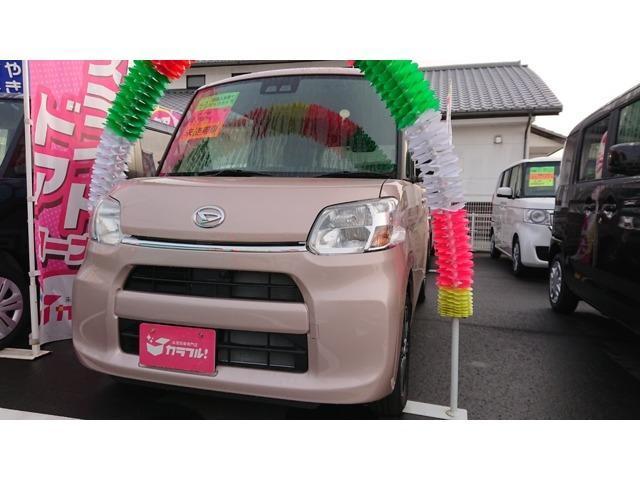 当店では届出済み未使用車をはじめ在庫を多数展示中! 掲載車両以外にも多数展示しております!