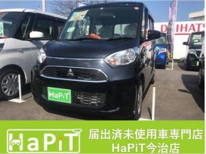 三菱 eKスペース M e-アシスト 届出済未使用車 キーレスエントリー 禁煙車